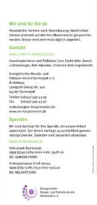 Flyer Ambulanter Hospizdienst Seite 6