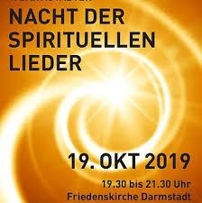 Bild Veranstaltung Nacht der spirituellen Lieder